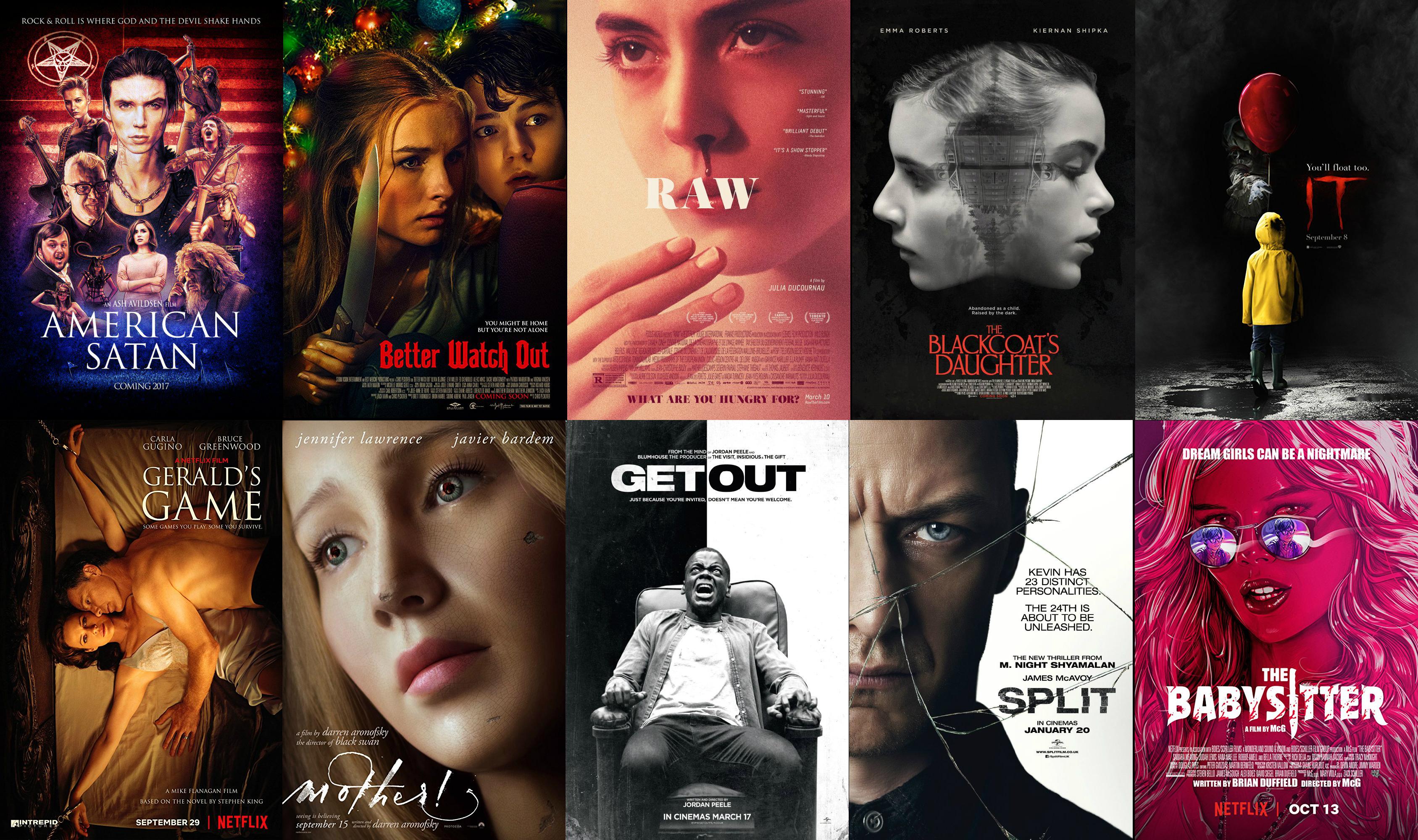 My Top 10 Horror Movies Of 2017 Anthony J Alaniz