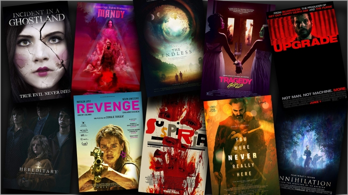 My Top 10 Horror Movies Of 2018